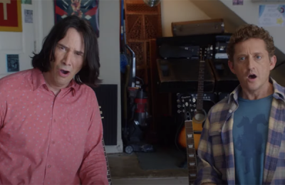 2020 Bill & Ted Face the Music Comedy Movie Download Torrent