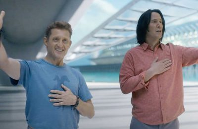 Bill & Ted Face the Music 2020 Hollywood Sci-Fi Comedy Movie Download Torrent